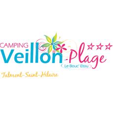 Camping Veillon Plage à Talmont Saint Hilaire