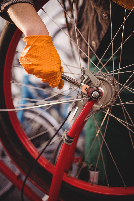 Entretien - Réparation de vélo