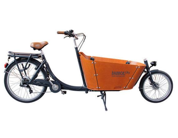 Vélo cargo à Assistance Électrique - BABBOE